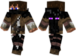 Enderman-Hunter-Skin