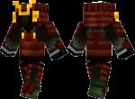 Samurai-Skin