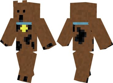 Scooby Doo Skin - Mod-Minecraft.net