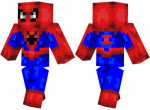 Spiderman-Skin