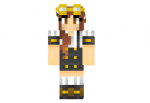 Steampunk-girl-skin