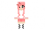 Pink-haired-girl-skin