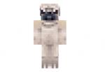 Pug-dog-skin