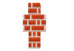 Brick-skin