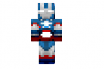 Captain-iron-man-skin