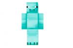 Diamond-pig-skin