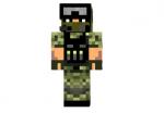 Irish-army-skin