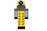 Yellow-dalek-skin