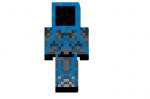 The-blue-warrior-skin