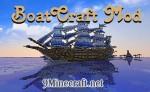 BoatCraft-Mod