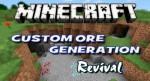 Custom-Ore-Generation-Revival-Mod