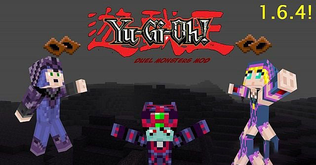 Duel Monsters Mod ModMinecraftnet - Skin para minecraft de yugioh