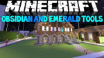 Emerald-and-Obsidian-Tools-Mod