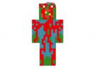 X-treeeme-bloody-zombie-skin