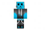Gaming-blue-slime-skin