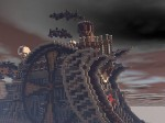 Steampunk-locomotive