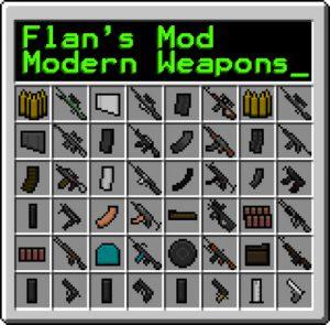 minecraft mods waffen