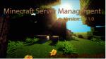 Minecraft-server-management