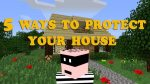 Protecting-your-house