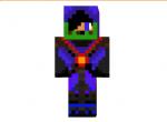 Purple-camo-archer-skin