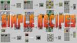 Simple-recipes-mod