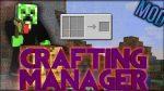 CraftingManager-Mod