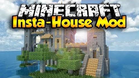 Insta House Mod 1710172 Minecraft Mods
