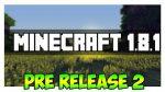 Minecraft-1.8.1-Pre-release-2