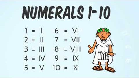 More Roman Numerals Mod 1 7 10 1 7 2 Minecraft Mods