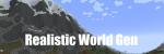 Realistic-World-Gen-Mod