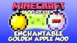 Enchantable-Golden-Apples-Mod
