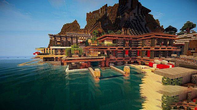 Minecraft House Maps | List of House Maps in Minecraft