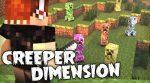 Creeper-Dimension-Mod