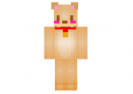 Red-puppy-skin