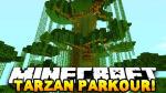 Tarzan-Parkour-Map