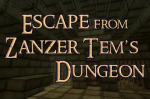 Escape-from-zanzer-tems-dungeon-map