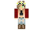 Flannel-cutie-skin