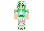 Nature-girl-skin