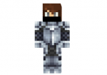 Flame-core-the-knight-skin