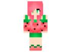 Water-melon-girl-skin