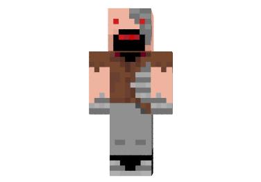 Notch's skin - Minecraft