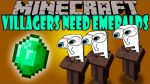 Villagers-Need-Emeralds-Mod