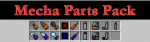Flans-mecha-parts-pack
