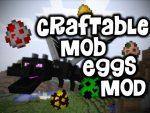 Craftable-MobEggs-Mod