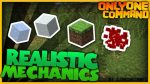 Realistic-Mechanics-Command-Block