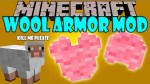 Wool-Armor-Mod