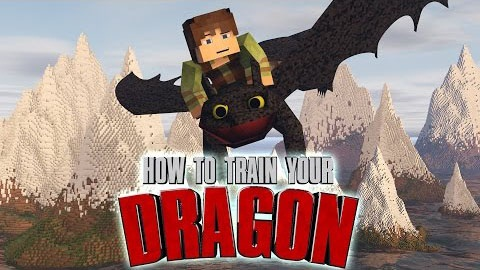 How To Train Your Minecraft Dragon Mod 1 7 10