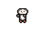 Little-penguin-skin