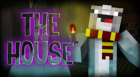 The House Horror Map ModMinecraftnet - Horror maps fur minecraft