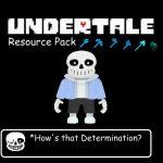 Undertale-resource-pack